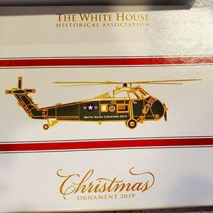 2019 White House Ornament